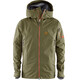 """Elevenate M's Bec de Rosses Jacket Turtle Green"""
